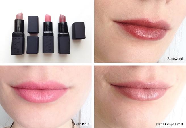 ecco bella makeup