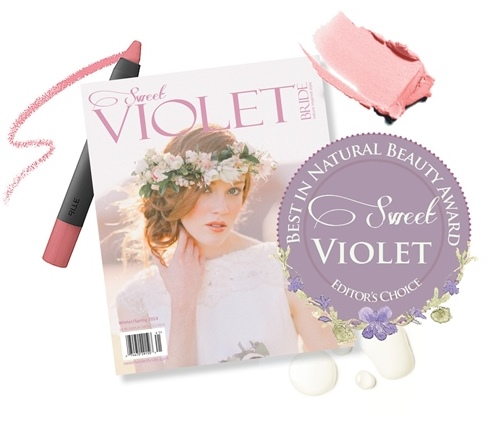 Sweet Violet Natural Beauty Awards Official Site_