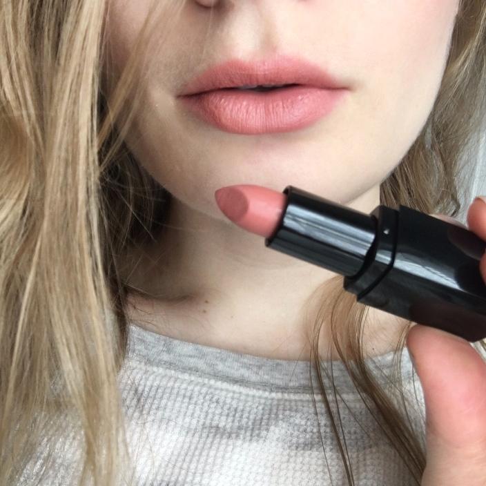 Nu Evolution lipstick in Allure