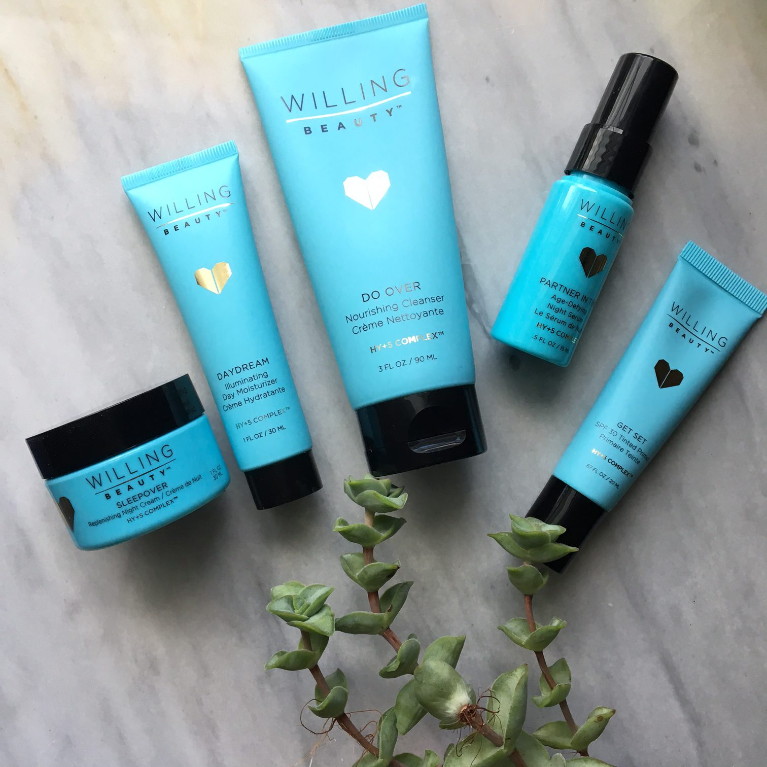 Willing Beauty Review – 1