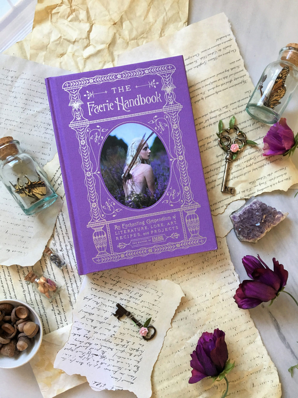 The Faerie Handbook by Faerie Magazine – Review