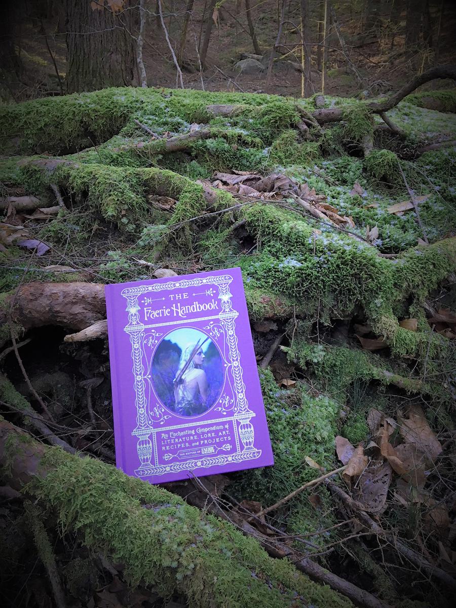 The Faerie Handbook in the wild
