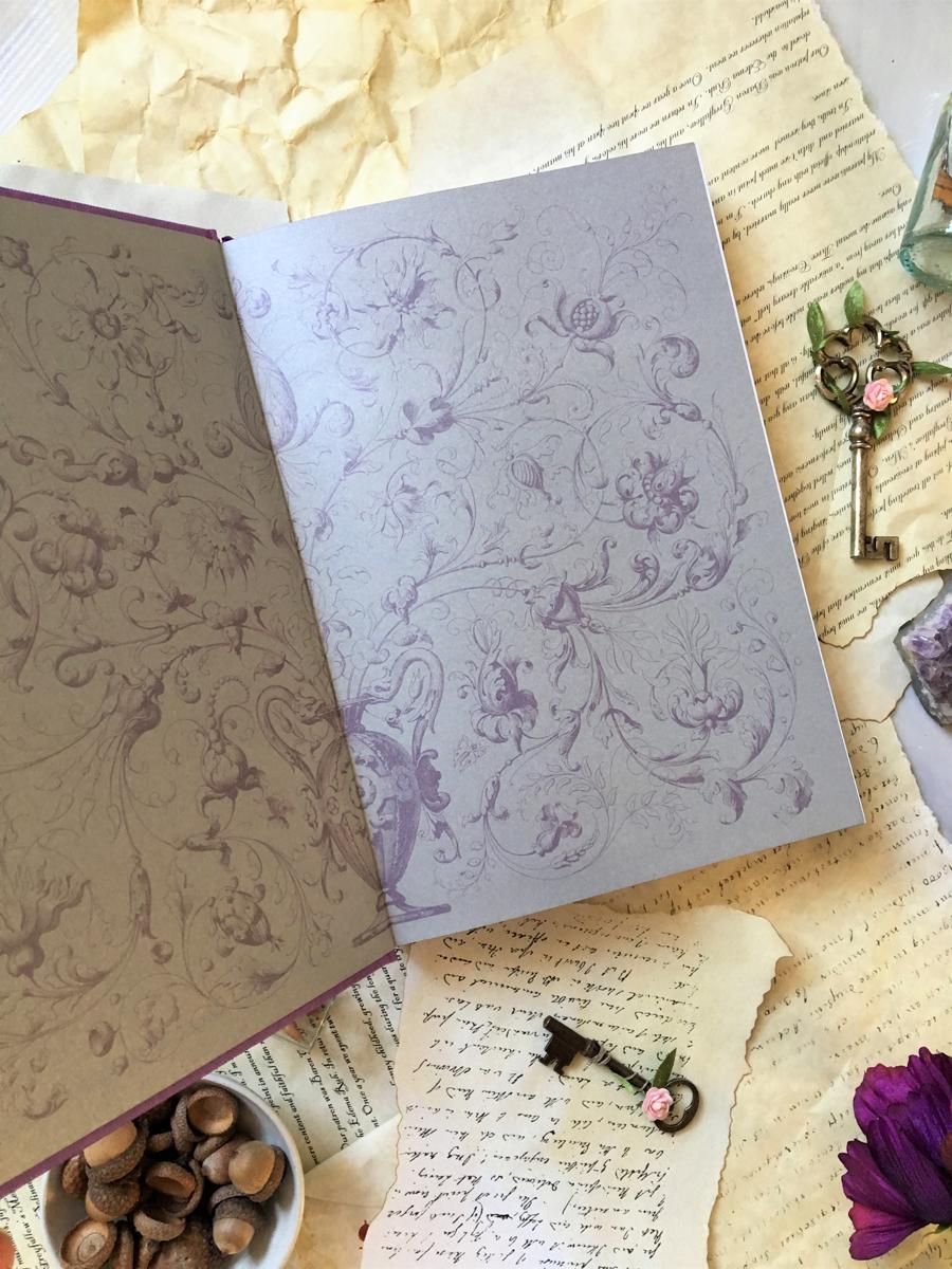 The Faerie Handbook – inside look 1