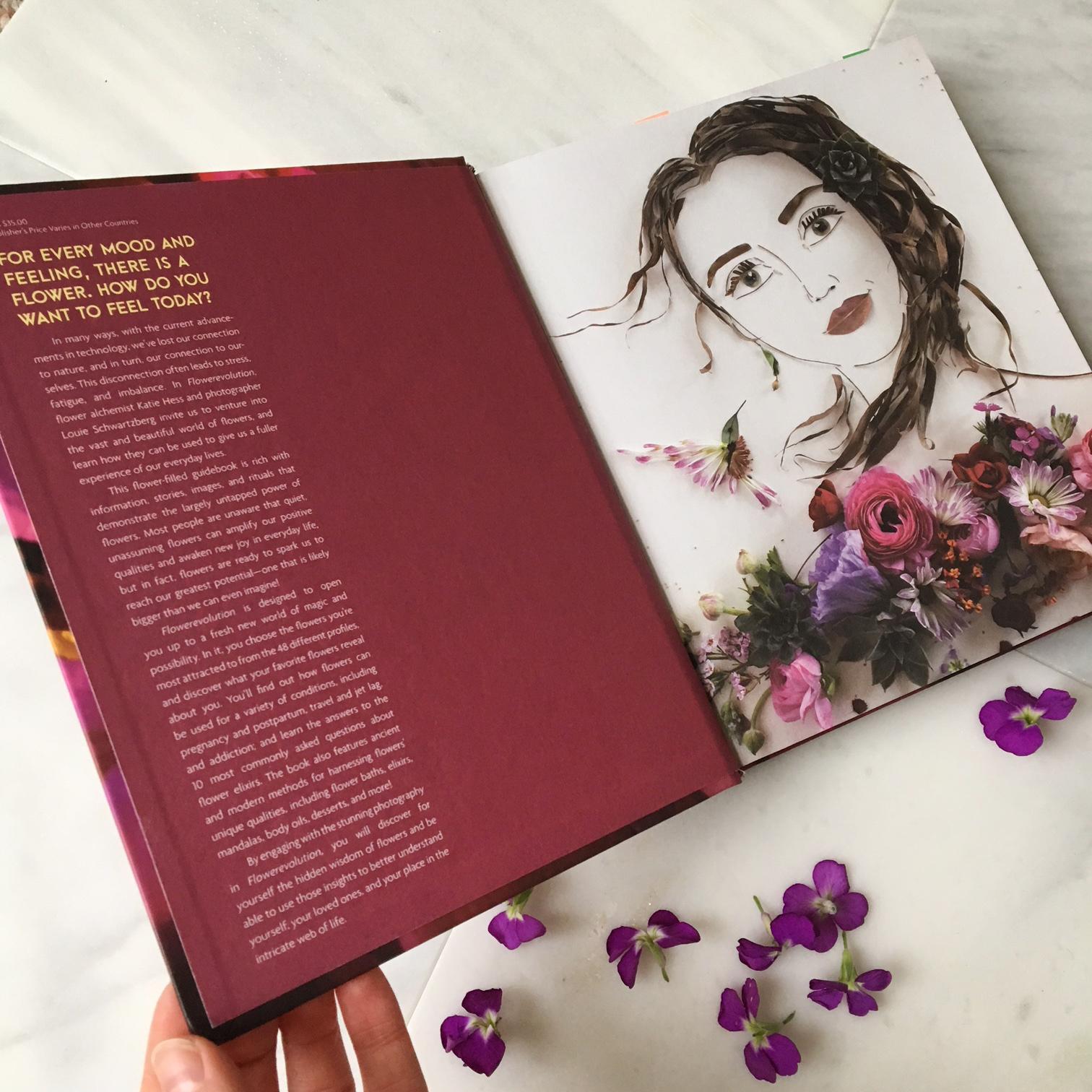 Flowerevolution book by Katie Hess Lotus Wei 2