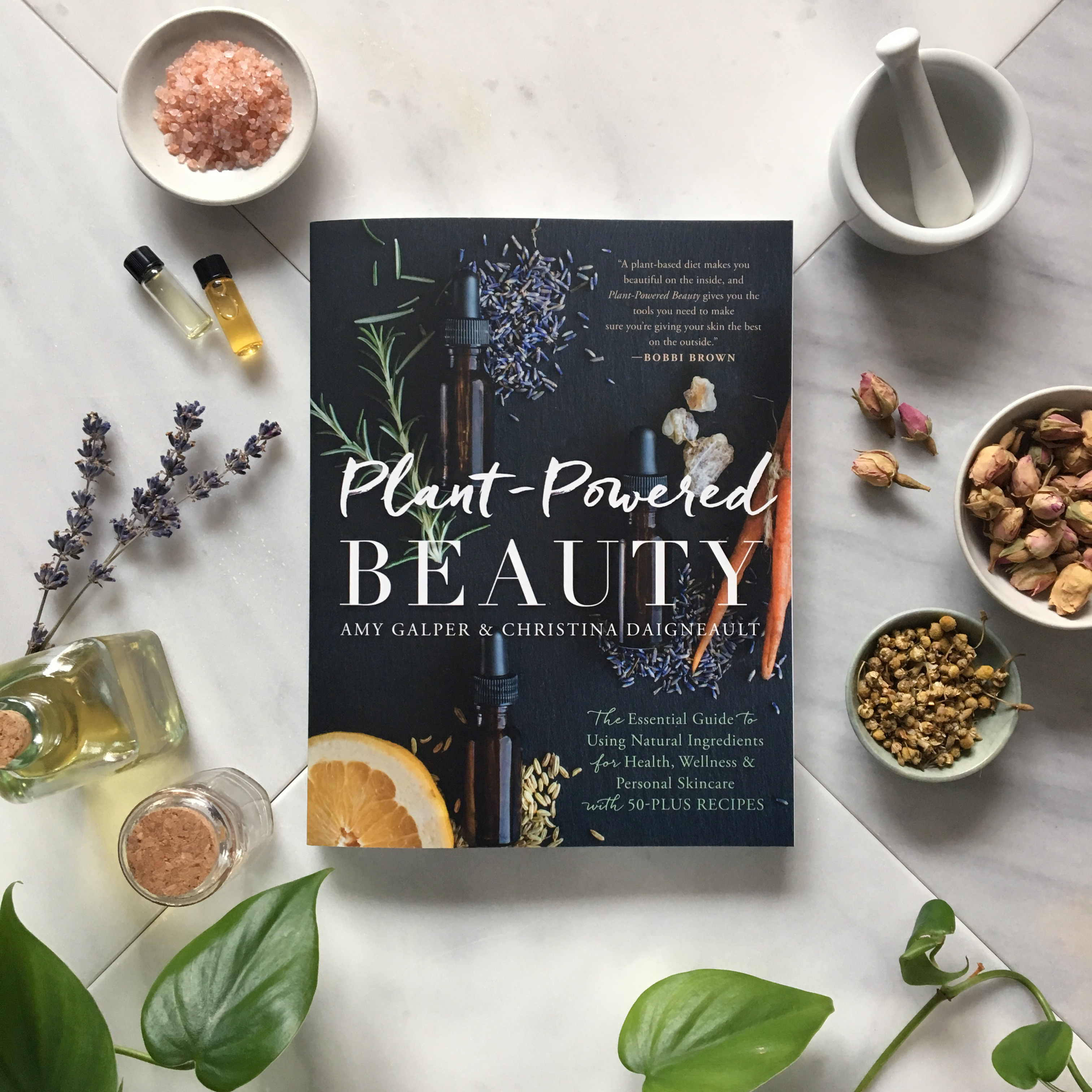 Plant-Powered Beauty Book Review image 2