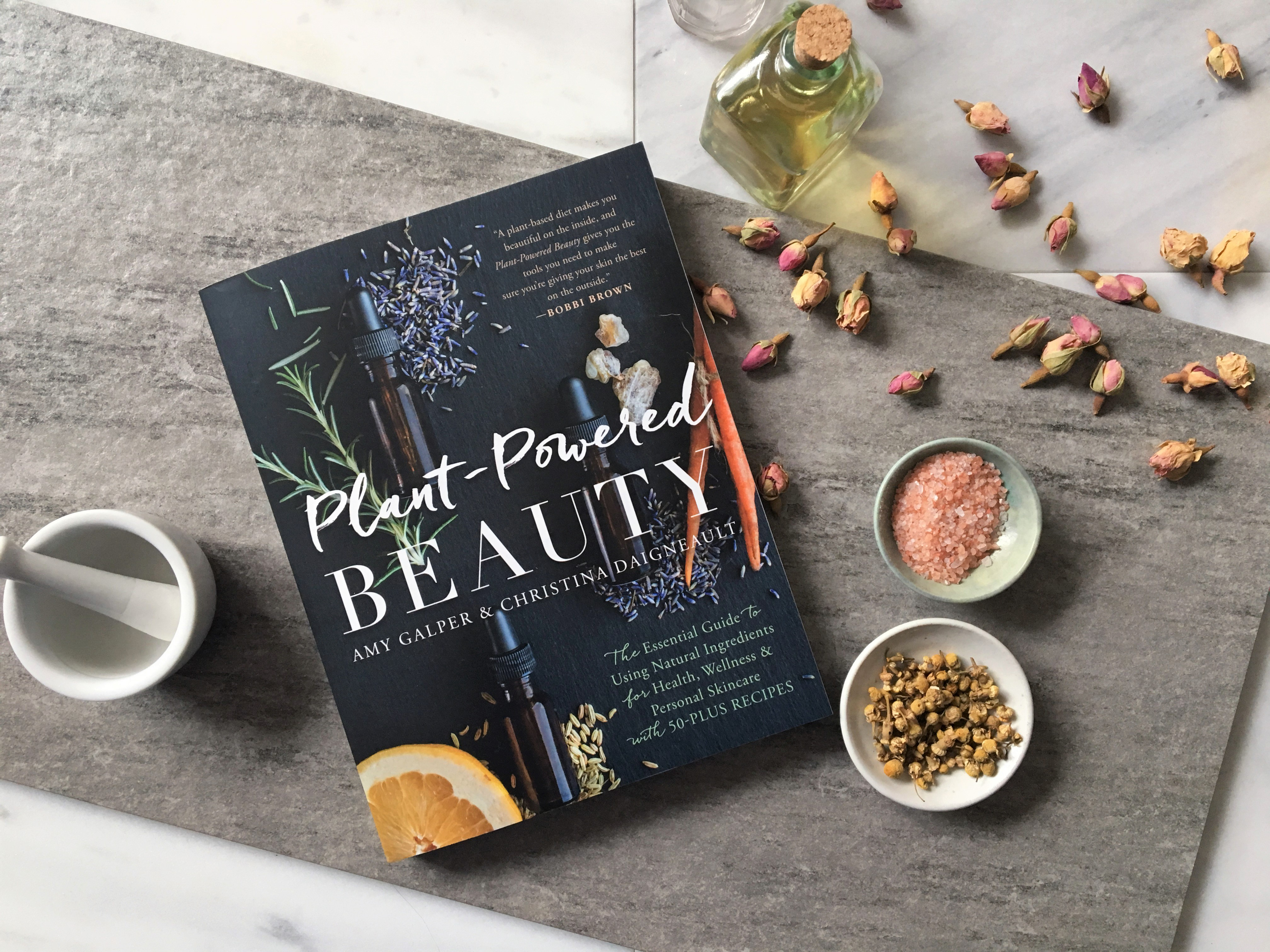 Plant-Powered Beauty book review